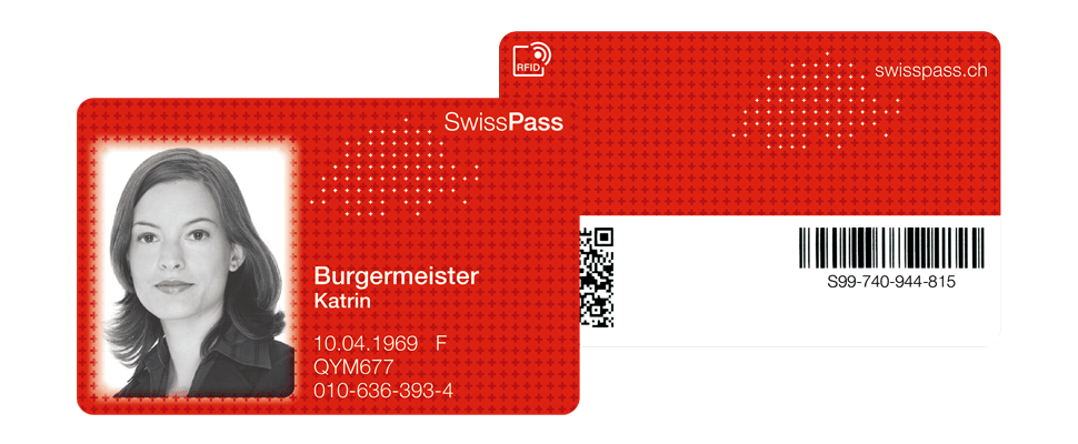 SwissPass Card